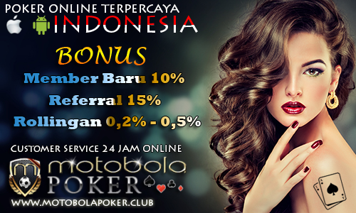 Motobolapoker Website Game Gaple Online