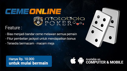 Website Domino QQ Online Terpercaya